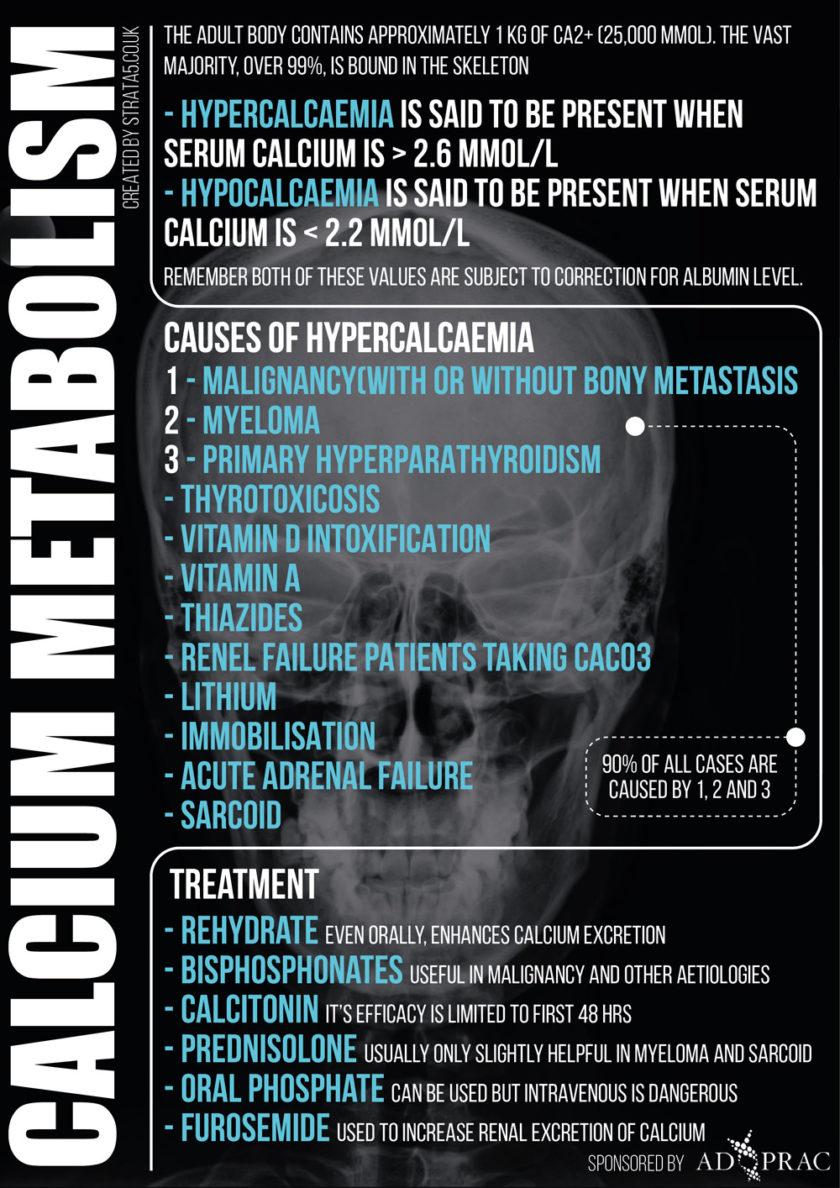 Week 9–Calcium Metabolism